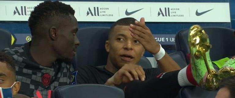 W PSG znów wrze! Burza w trakcie meczu. Mbappe: Mi tak nie podaje. Jest nagranie