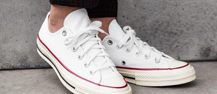 Kultowe trampki Converse - modele, które nigdy nie wyjdą z mody!