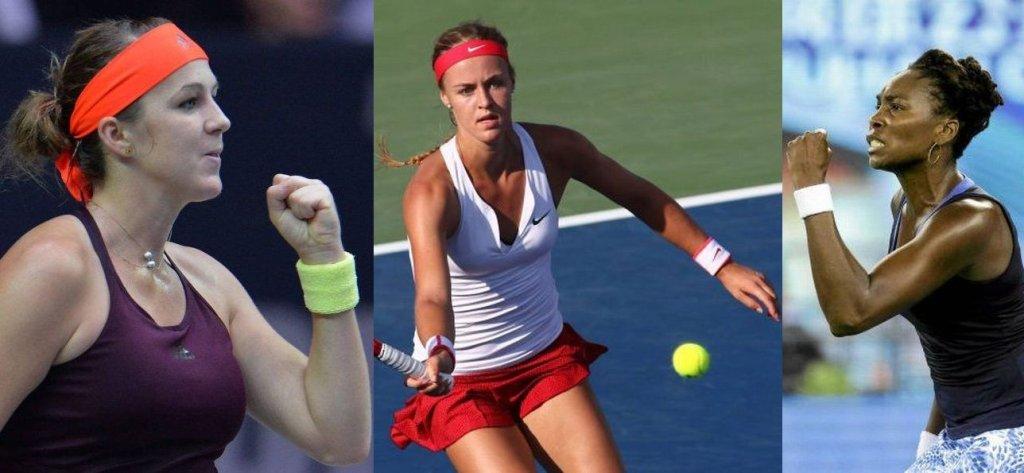 Czy znasz te tenisistki?