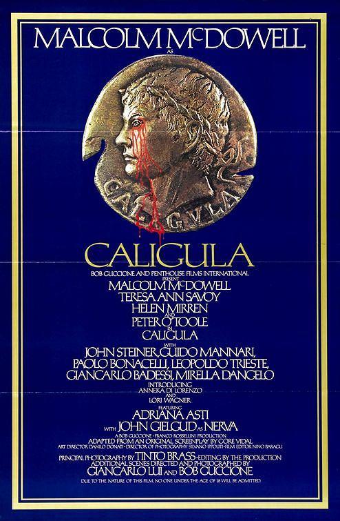 Kaligula / materiały archiwalne