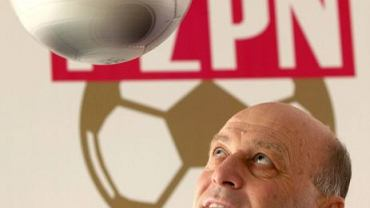 Prezes PZPN Grzegorz Lato