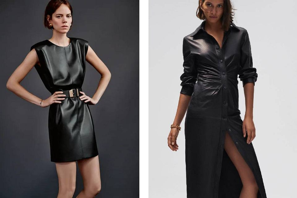 Sukienki sylwestrowe ZARA