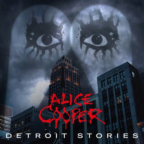 Alice Cooper - Detroit Stories (okładka)