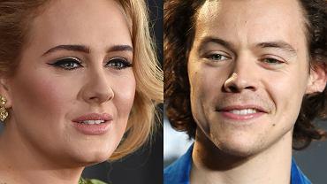 Adele, Harry Styles