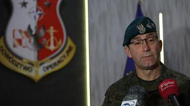 Dowódca Operacyjny Rodzajów Sił Zbrojnych: Spodziewamy się, że ataki mogą mieć miejsce. Przygotowujemy się
