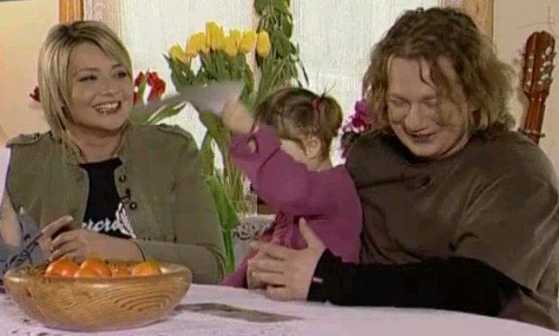Paweł, Małgorzata i Marcysi Królikowscy