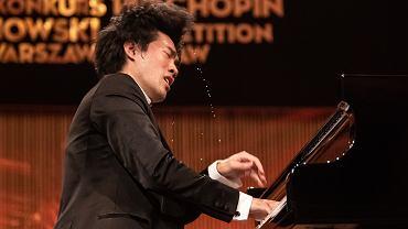 Konkurs Chopinowski 2021. Bruce (Xiaoyu) Liu