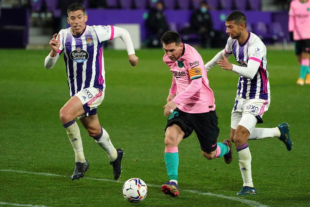 Lionel Messi odejdzie z Barcelony za pół roku - przekonany jest Carlos Carpio