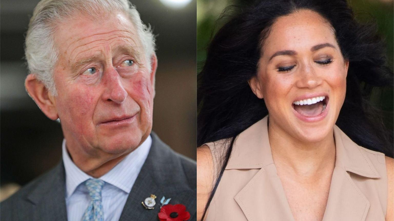 Książę Karol nie jest zachwycony podziałem rodziny. Nazwał Meghan Markle