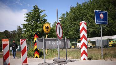 Polsko-niemieckie przejście graniczne (zdjęcie ilustracyjne)