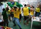 Kolumbia - Brazylia. Kibole zakłócili noc piłkarzom?
