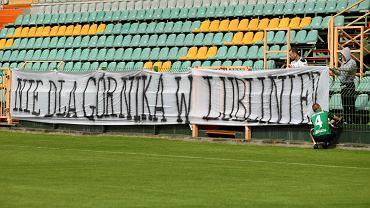Górnik Łęczna - Pogoń Siedlce 1:0.