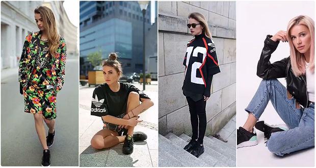 Maffashion realizowała sesje wizerunkowe dla adidas od 2013 r. Historie współpracy udokumentowała na Snapchacie i Instagramie