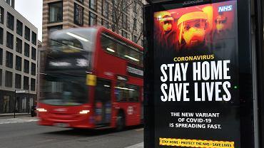 Koronawirus w Wielkiej Brytanii