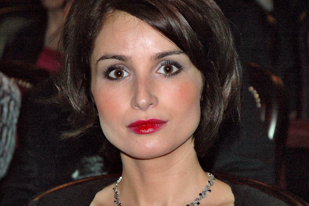 Joanna Brodzik w 2003 roku