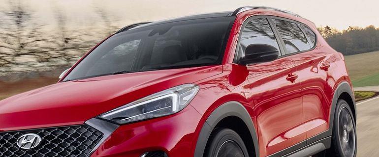 SUV na sportowo? Sprawdzamy co oferuje Hyundai Tucson N-Line