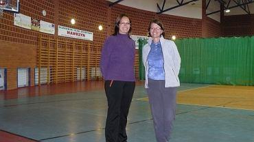 Panie Donata i Ewelina