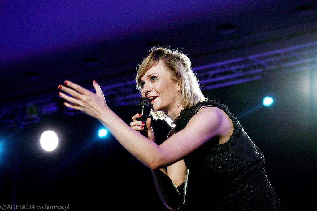 Koncert Varius Manx. Kasia Stankiewicz / Fot. Grażyna Marks / Agencja Gazeta
