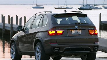 BMW X5 4.4 BiTurbo
