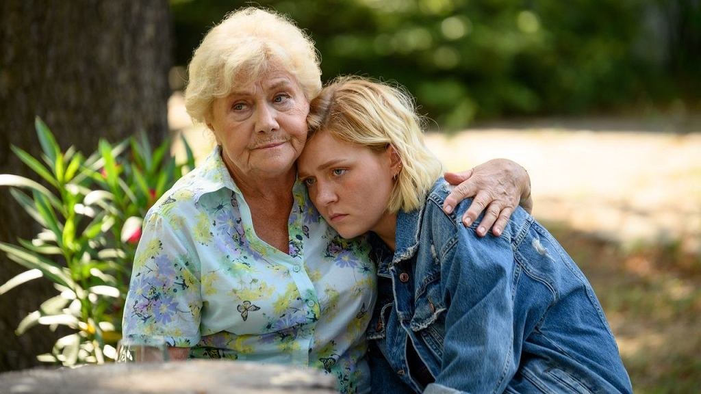 'M jak miłość': Iga Krefft i Teresa Lipowska