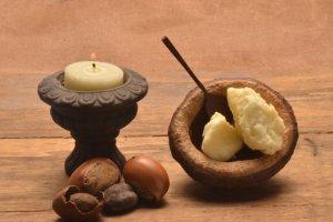 Masło shea - do skóry przesuszonej i opalania