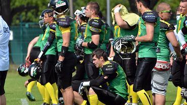 Mecz PLFA II - Green Ducks