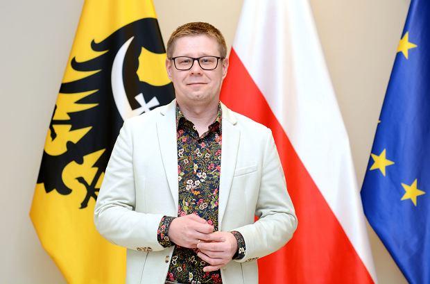 Grzegorz Ćwiertniewicz, dyrektor Wydziału Kultury w Dolnośląskim Urzędzie Marszałkowskim