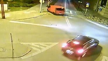 14-latek i jego 16-letni kolega ukradli samochód w Gliwicach. Kamery zarejestrowały ich przejażdżkę po mieście