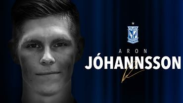 Aron Johannsson napastnikiem Lecha Poznań!