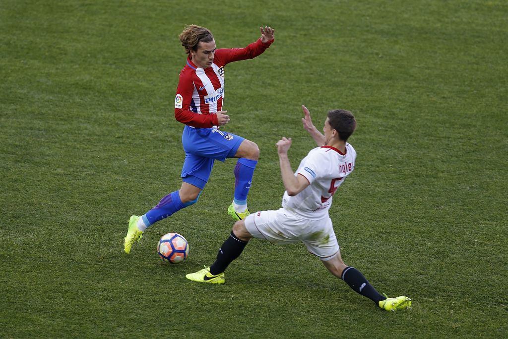 Mecz Atletico Madryt - Sevilla