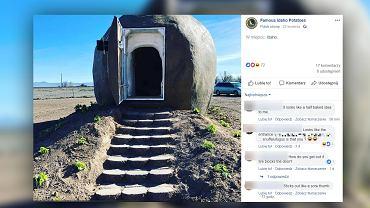 W USA powstał oryginalny mini hotel, który wyglądem przypomina gigantyczną bulwę ziemniaka