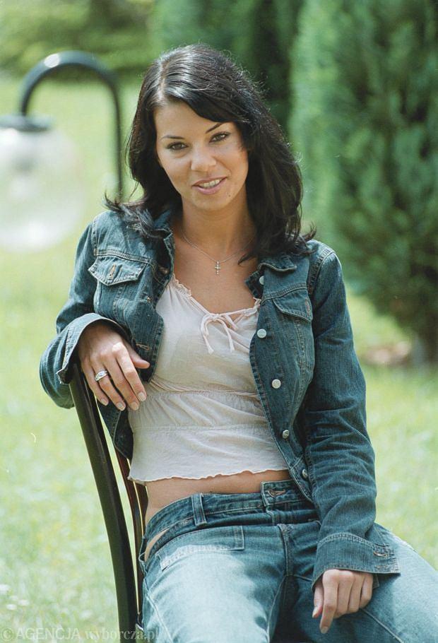 Edyta Górniak, Opole 2002