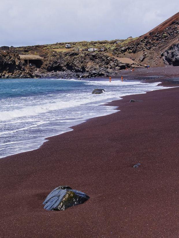 Wyspy Kanaryjskie - El Hierro. El Verodal / shutterstock