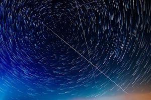 Orionidy sypną z nieba dziś w nocy
