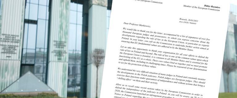 KE o działaniu Izby Dyscyplinarnej: Polska narusza prawo UE