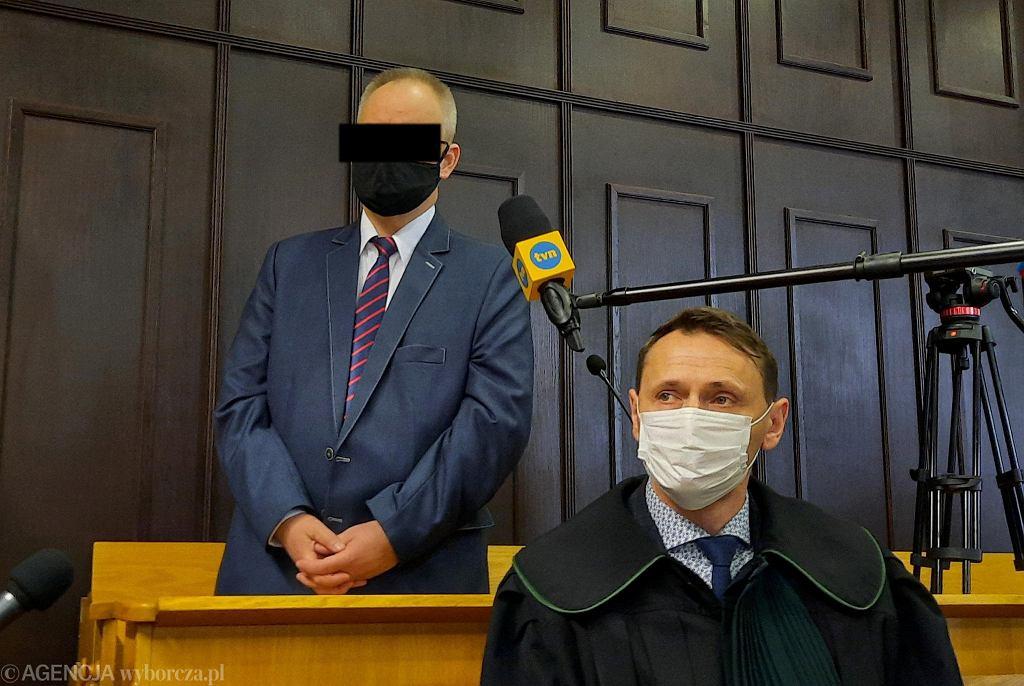 2 marca 2021 r. Ks. Arkadiusz H., antybohater filmu braci Sekielskich 'Zabawa w chowanego', stanął przed sądem w Pleszewie