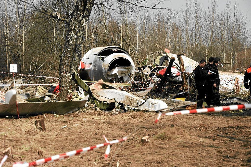 Katastrofa smoleńska. Rosja zgodziła się dopuścić polskich prokuratorów do wraku Tu-154M