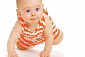 Rozwój niemowlaka: Cała naprzód!