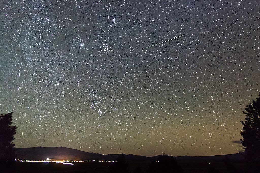 Spadające gwiazdy 28 lipca