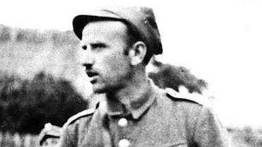 Major kawalerii Wojska Polskiego i Armii Krajowej Zygmunt Szendzielarz, ps. 'Łupaszka'