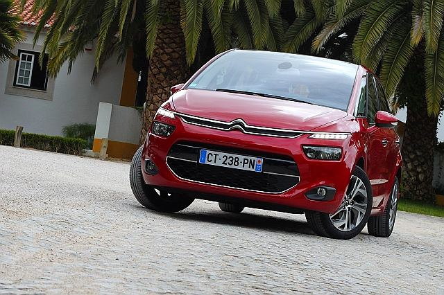 Citroen C4 Picasso | Test