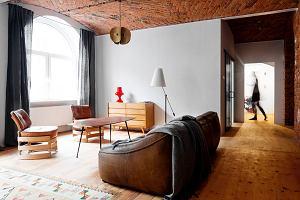Niezwykłe mieszkanie w przedwojennej fabryce marmolady