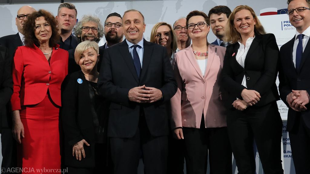 Koalicja Europejska zyskała nowych sojuszników. Dołączyły do niej m.in. KOD i Wolne Sądy