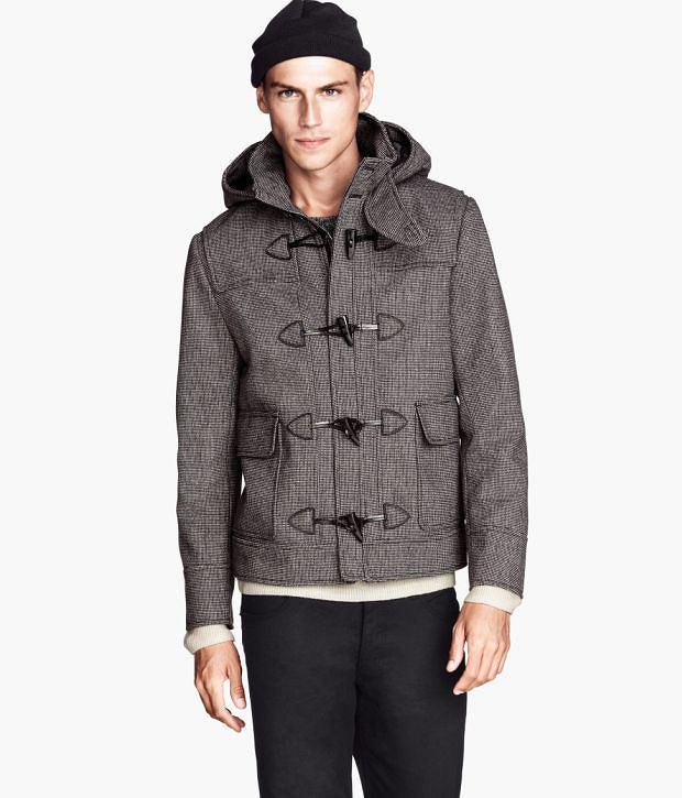 Kurtka z kolekcji H&M. Cena: ok 300 zł, moda męska, kurtki, h&m