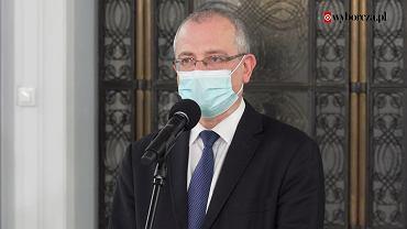 dr hab. Sławomir Patyra kandydatem KO i PSL na rzecznika praw obywatelskich
