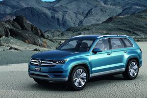 7-miejscowy SUV Volkswagena trafi do produkcji