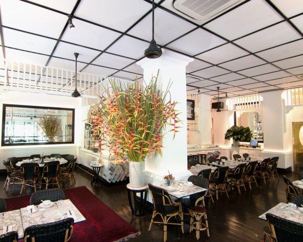 Chopsuey Cafe, Singapur