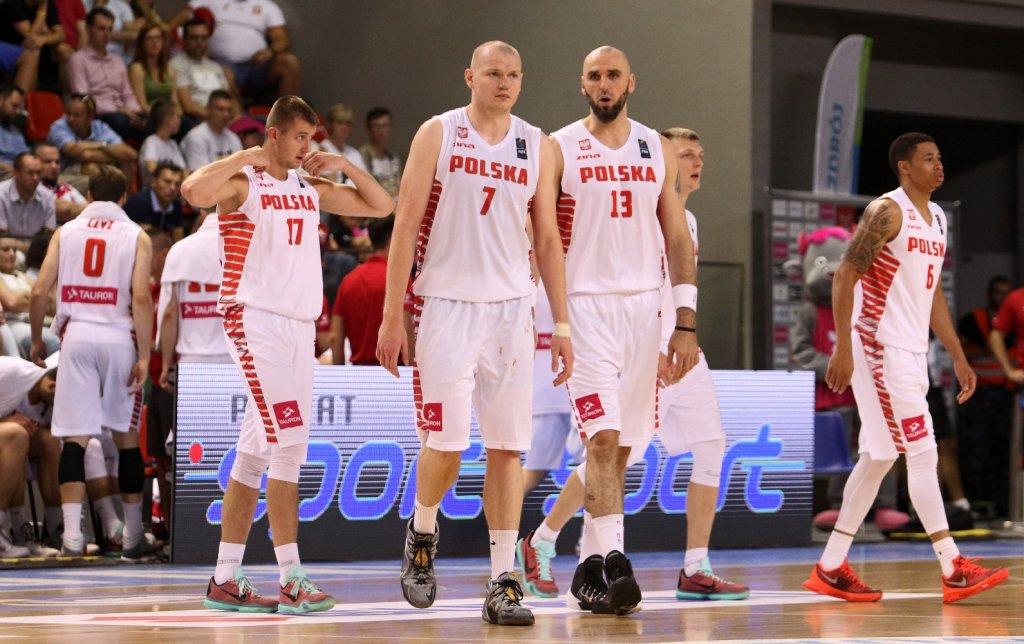 Damian Kulig i Marcin Gortat