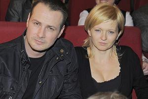 Paweł Małaszyński i Joanna Chitruszko