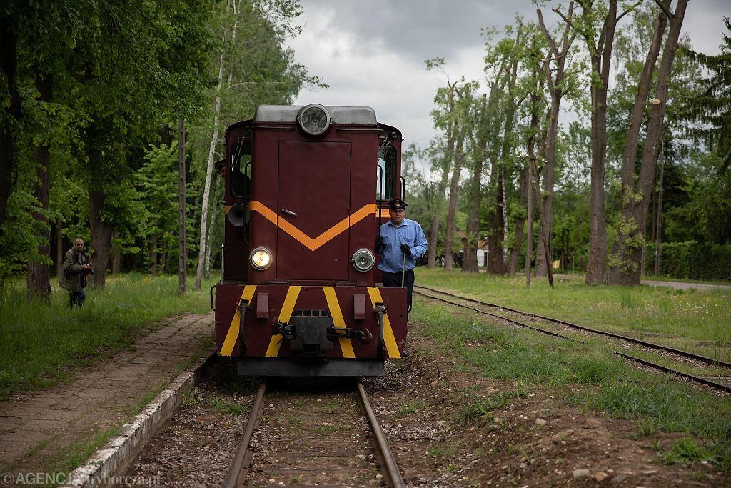 Kolejka wąskotorowa Piaseczno - Tarczyn - Grójec